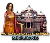 World`s Greatest Temples Mahjong