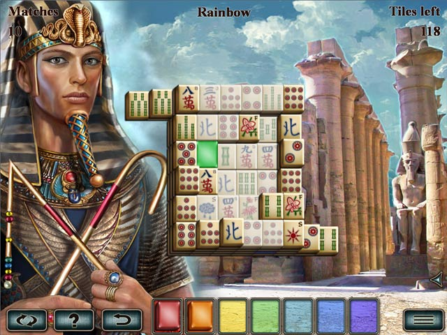 World`s Greatest Temples Mahjong download free :: Play Brain Teaser